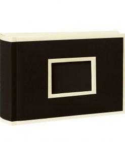 100 Pocket Album Landscape, 100 pages, photos 10 x 15 cm, black | 4004117516429 | 356047