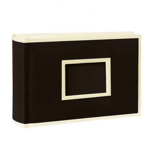 100 Pocket Album Landscape, 100 pages, photos 10 x 15 cm, black   4004117516429   356047