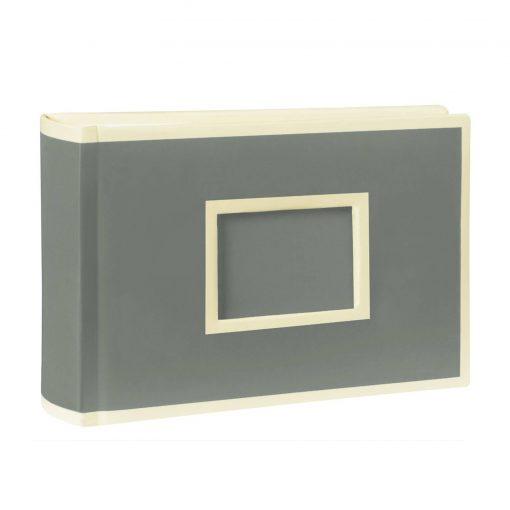 100 Pocket Album Landscape, 100 pages, photos 10 x 15 cm, grey | 4004117516467 | 356052