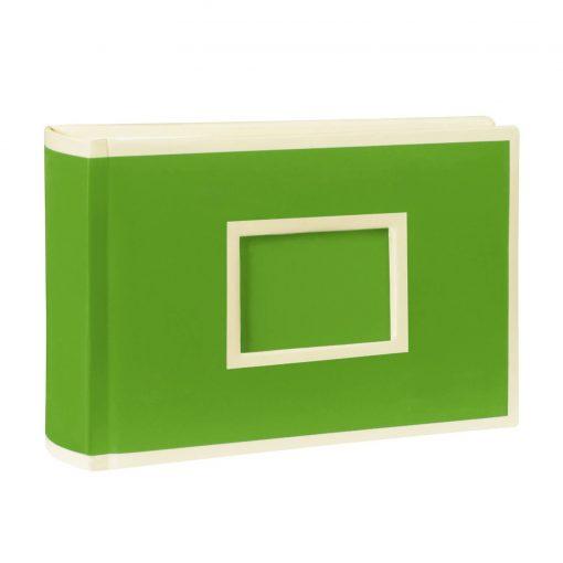 100 Pocket Album Landscape, 100 pages, photos 10 x 15 cm, lime | 4004117516450 | 356051