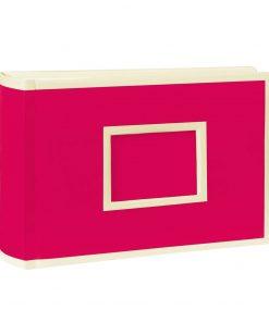 100 Pocket Album Landscape, 100 pages, photos 10 x 15 cm, pink | 4004117516412 | 356046