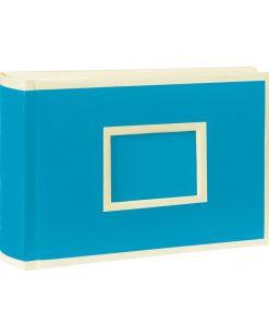 100 Pocket Album Landscape, 100 pages, photos 10 x 15 cm, turquoise | 4004117516498 | 356055