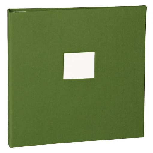 17 Rings Photo Album & Guest Book with book linen cover, irish | 4250053673317 | 353349