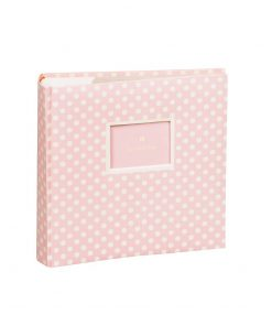 200 Pocket Album, 100 pages, photos 10 x 15 cm, Baby Rose | 4250053648452 | 351146