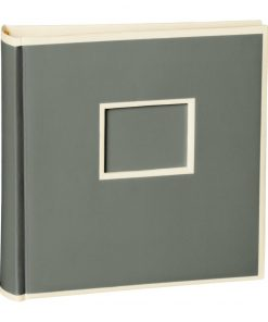 200 Pocket Album, 100 pages, photos 10 x 15 cm, grey | 4250053628539 | 351141