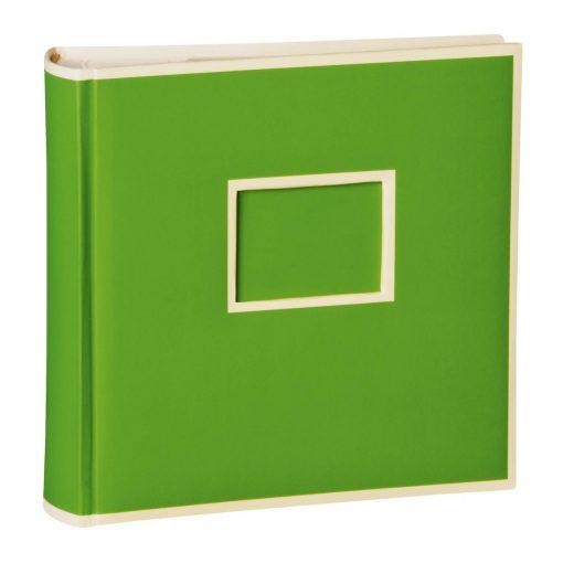 200 Pocket Album, 100 pages, photos 10 x 15 cm, lime | 4250053628447 | 351140