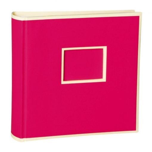 200 Pocket Album, 100 pages, photos 10 x 15 cm, pink | 4250053626795 | 351135
