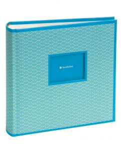 200 Pocket Album, 100 pages, photos 10 x 15 cm, turquoise | 4250540927091 | 354789