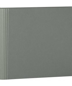 23 Rings Scrapbooking Ring Binder, expendable, efalin cover, grey | 4250053632031 | 353293
