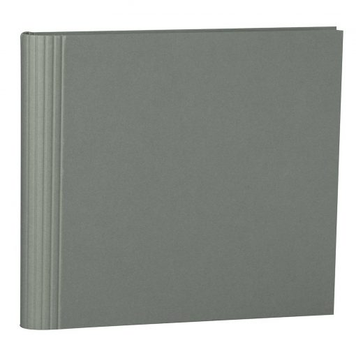 23 Rings Scrapbooking Ring Binder, expendable, efalin cover, grey   4250053632031   353293