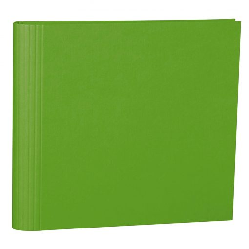 23 Rings Scrapbooking Ring Binder, expendable, efalin cover, lime | 4250053632024 | 353292