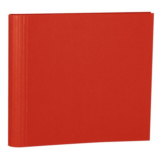 23 Rings Scrapbooking Ring Binder, expendable, efalin cover, red   4250053631959   353285