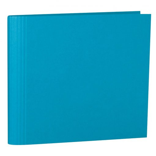 23 Rings Scrapbooking Ring Binder, expendable, efalin cover, turquoise   4250053696941   353297