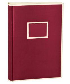 300 Pocket Album, 100 pages, photos 10 x 15 cm, burgundy | 4250053691618 | 351119