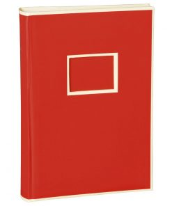 300 Pocket Album, 100 pages, photos 10 x 15 cm, red | 4250053691601 | 351118