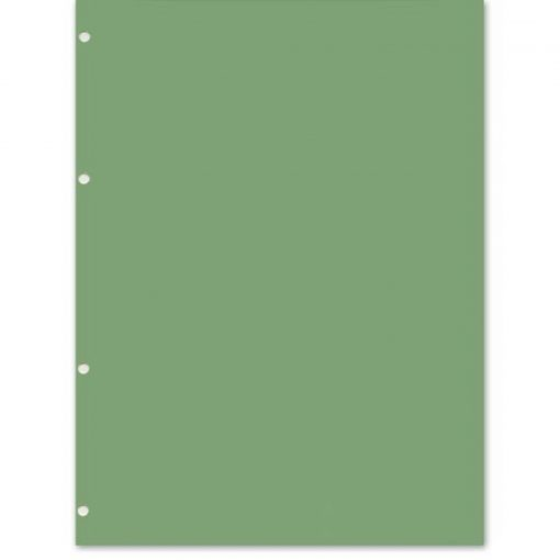4 Rings Photo Mounting Board,20 sheets, 270g/m_, lime | 4250053650691 | 353091