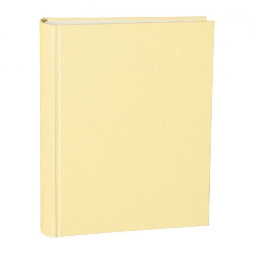 Album Large, booklinen cover, 130pages, cream white mounting board, glassine paper,chamois   4250053646076   351034