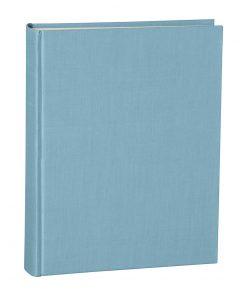Album Large, booklinen cover, 130pages, cream white mounting board, glassine paper, ciel   4250053621622   351028