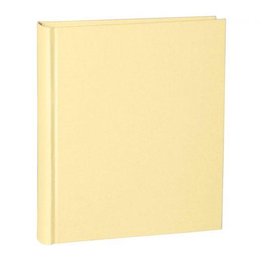 Album Medium, booklinen cover, 80pages, cream white mounting board, glassine paper,chamois | 4250053646052 | 351016