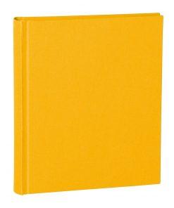 Album Medium, booklinen cover, 80pages, cream white mounting board, glassine paper, sun | 4250053620724 | 351003