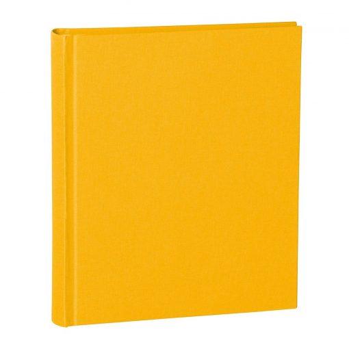Album Medium, booklinen cover, 80pages, cream white mounting board, glassine paper, sun   4250053620724   351003
