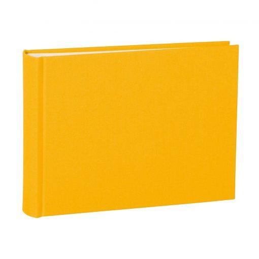 Album Small, 80pages, cream white mountning board, glassine paper,book linen cover, sun | 4250053620014 | 350977