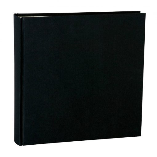 Album Xlarge, booklinen cover, 130pages,cream white mounting board, glassine paper, black | 4250053622490 | 351046
