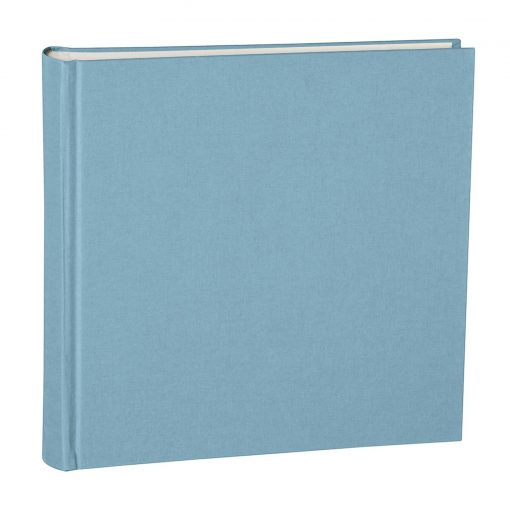 Album Xlarge, booklinen cover, 130pages,cream white mounting board, glassine paper, ciel | 4250053622513 | 351048
