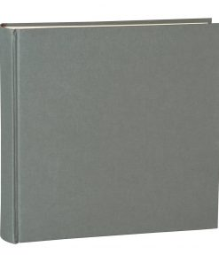 Album Xlarge, booklinen cover, 130pages,cream white mounting board, glassine paper, grey | 4250053622551 | 351054
