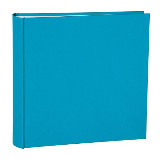 Album Xlarge,booklinen cover, 130pages,cream white mounting board,glassine paper,turquoise | 4250053697061 | 351062