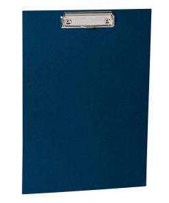 Clipboard with metal clip, efalin cover, marine | 4250053631010 | 352763