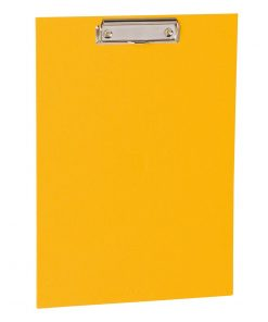 Clipboard with metal clip, efalin cover, sun | 4250053630990 | 352762