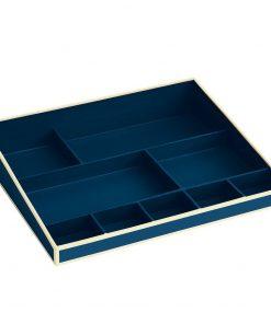 Desktop Organizer, 9 compartments, marine | 4250540914718 | 352527