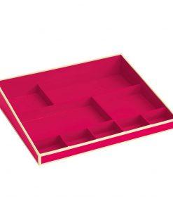 Desktop Organizer, 9 compartments, pink   4250540914749   352530