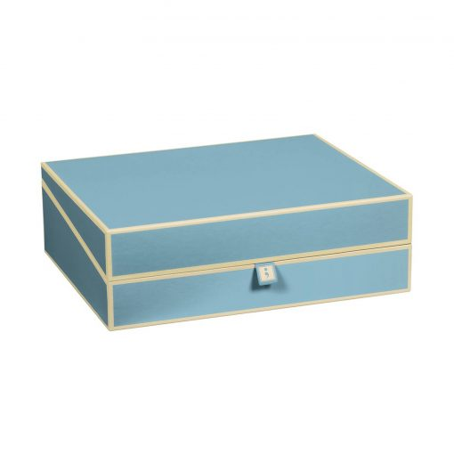 Document Box (A4) and letter size, ciel   4250053692929   352577