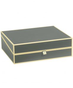 Document Box (A4) and letter size, grey | 4250053692967 | 352587