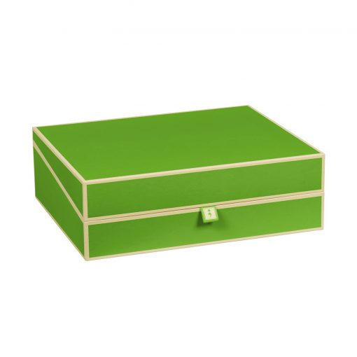 Document Box (A4) and letter size, lime | 4250053692943 | 352586