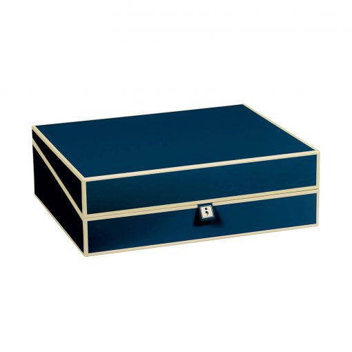 Document Box (A4) and letter size, marine | 4250053692868 | 352571