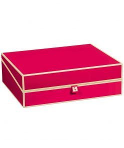 Document Box (A4) and letter size, pink | 4250053692899 | 352574