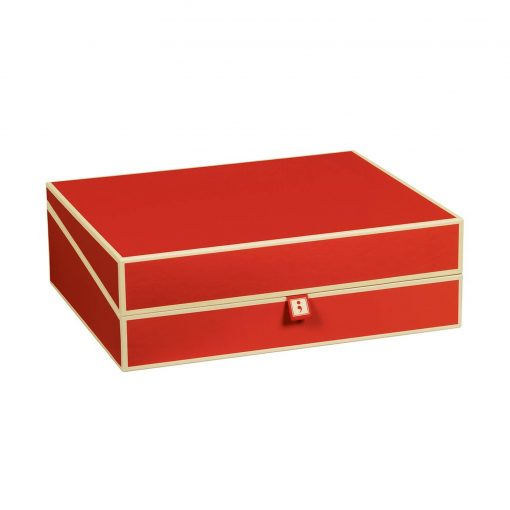 Document Box (A4) and letter size, red | 4250053692875 | 352572