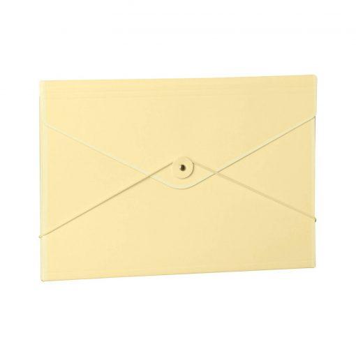 Envelope Folder with elastic band closure, chamois | 4250053643143 | 353201