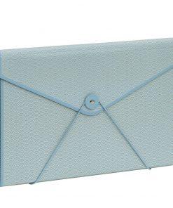 Envelope Folder with elastic band closure, ciel   4250540927206   354900