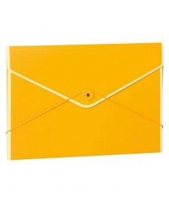 Envelope Folder with elastic band closure, sun | 4250053631676 | 353189