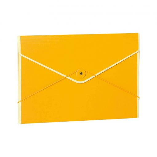 Envelope Folder with elastic band closure, sun | 4250053631676 | 353189