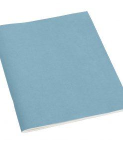Filigrane Journal A4 with laid paper, 64 pages, plain, ciel | 4250053607084 | 351436