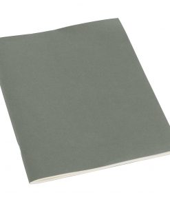 Filigrane Journal A4 with laid paper, 64 pages, plain, grey | 4250053623442 | 351439