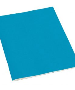 Filigrane Journal A4 with laid paper, 64 pages, plain, turquoise | 4250053696446 | 351443