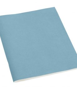 Filigrane Journal A4 with laid paper, 64 pages, ruled, ciel | 4250540910352 | 351843