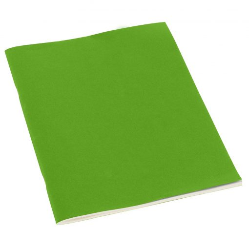 Filigrane Journal A4 with laid paper, 64 pages, ruled, lime   4250540910376   351845