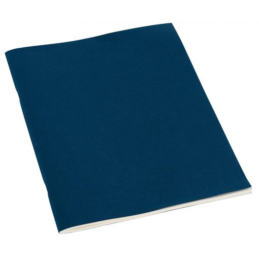 Filigrane Journal A4 with laid paper, 64 pages, ruled, marine | 4250540910314 | 351837